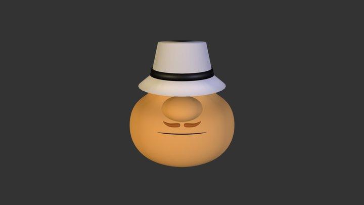 Mr. Lunt V2 3D Model