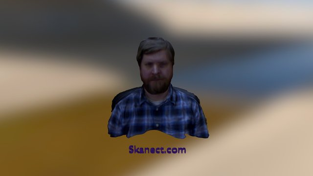 Scan3 3D Model