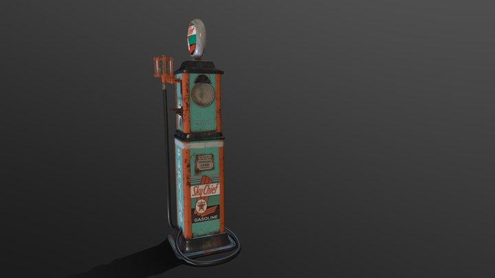 Sky Chife Art test 3D Model