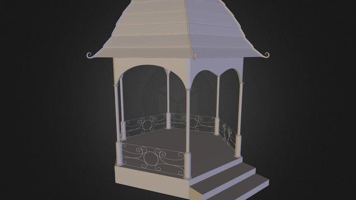 Bandstand 3D Model