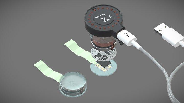 neuraLink 3D Model