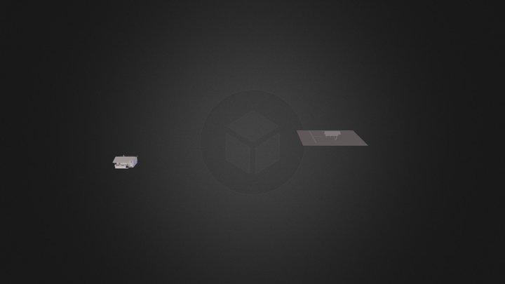 Banya Pechora 3D Model