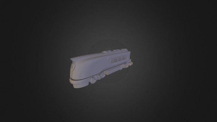 train-body 3D Model