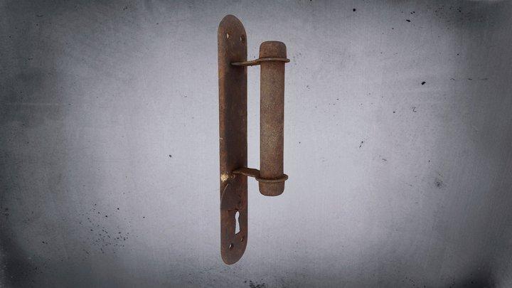 Rukojeť dveří / Door handle 2 3D Model