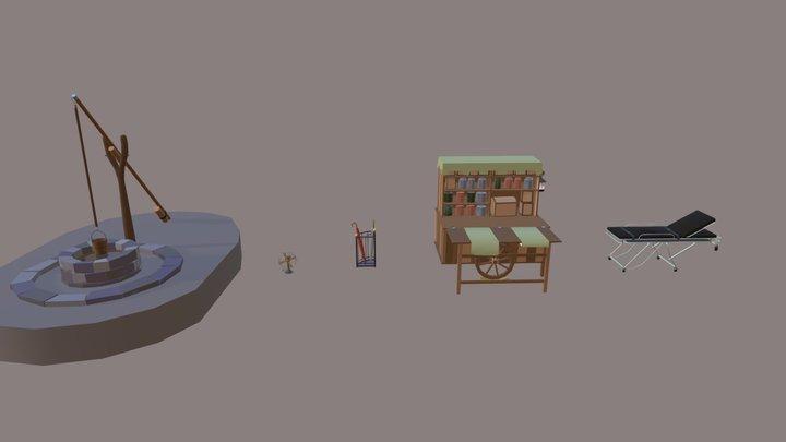 Home Work #4 3D Model