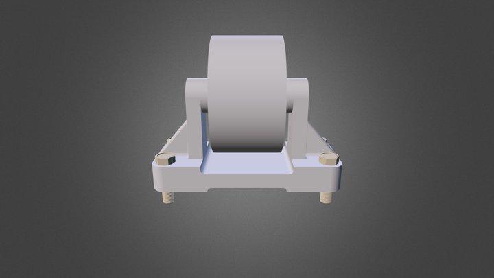 Roller Brace 3D Model