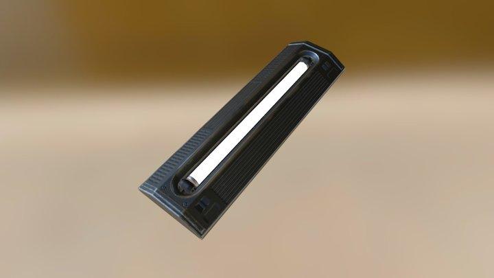 SciFi Light 00 3D Model