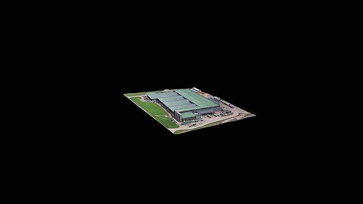 Nestle Waters Factory 19/02/2020 3D Model
