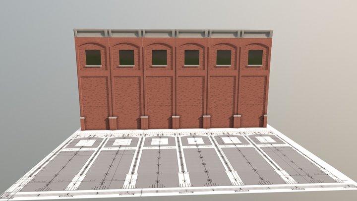 psg 3D Model