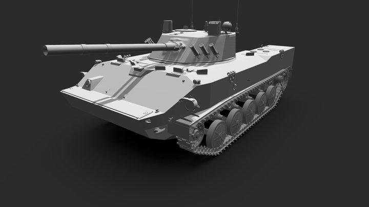 бмд4 3D Model