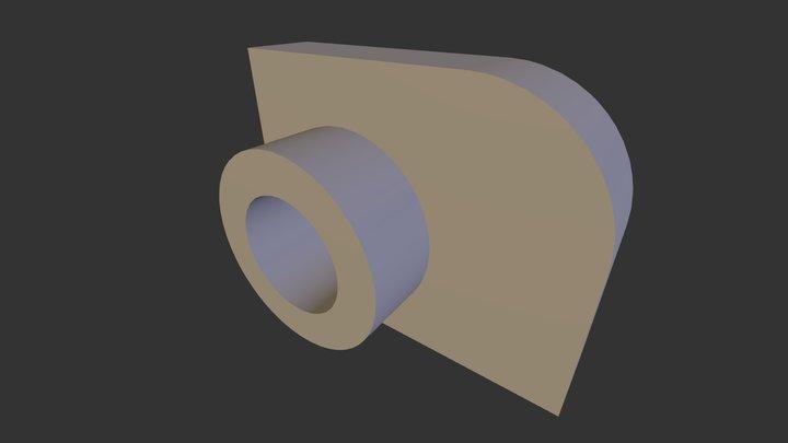 9_C 3D Model