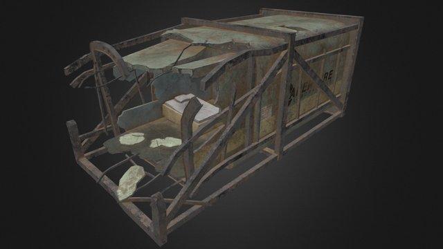 Portal 2 extended relaxation chamber 3D Model