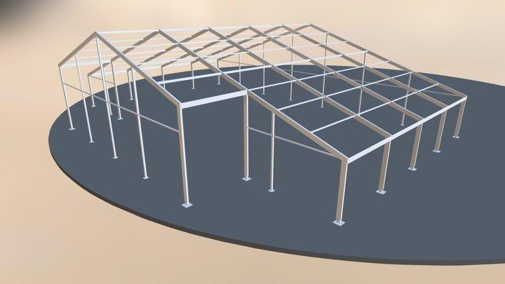 Tent3b2 3D Model
