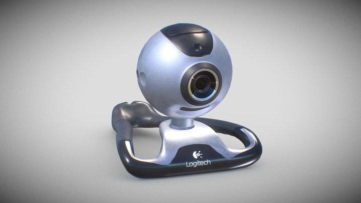 Quickcam Pro 5000 3D Model