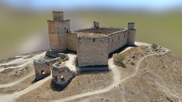 Barcience Castle 3D Model