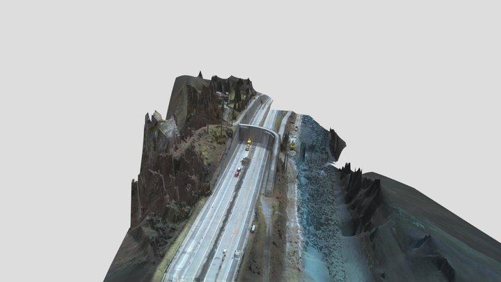 A6_Reblimauer_2020 3D Model