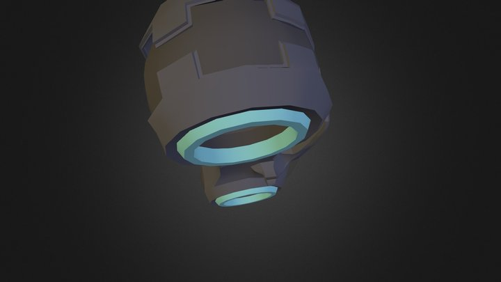 TronBike.003 3D Model