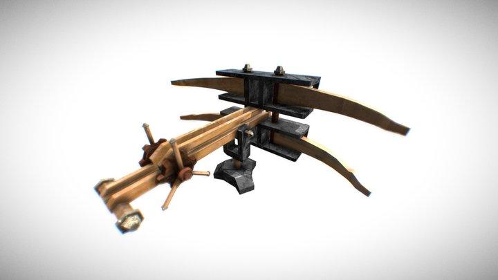 Crossbow v3 3D Model