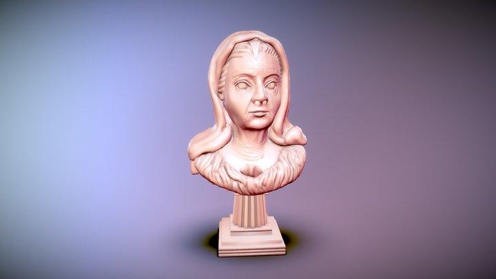 Christian Seybold Master Study 3D Model