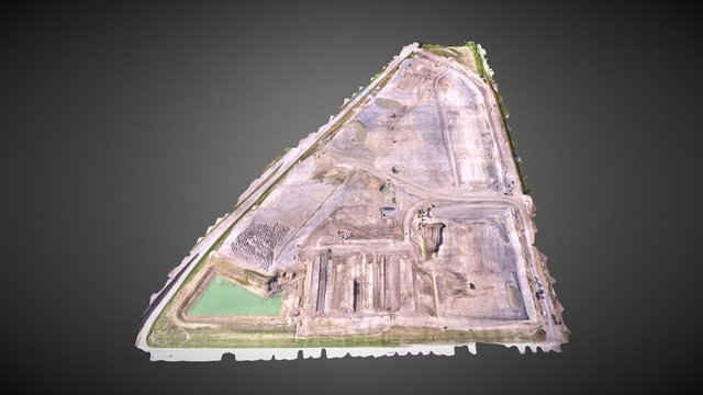 The Gates Of Prosper: 100+ Acre Development 3D Model