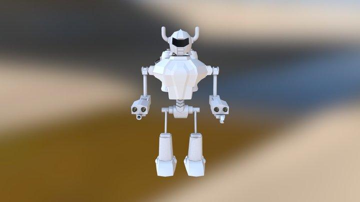 TITAN DR3 3D Model