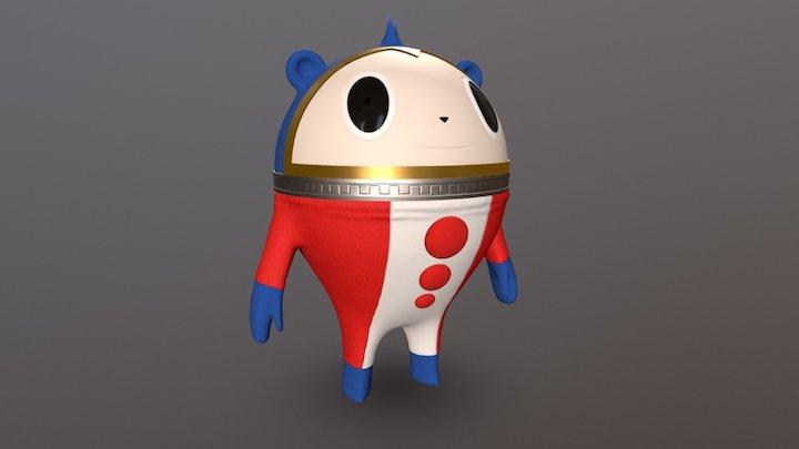 Teddie 3D Model