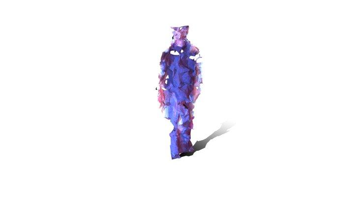 Jamie B 3D Model