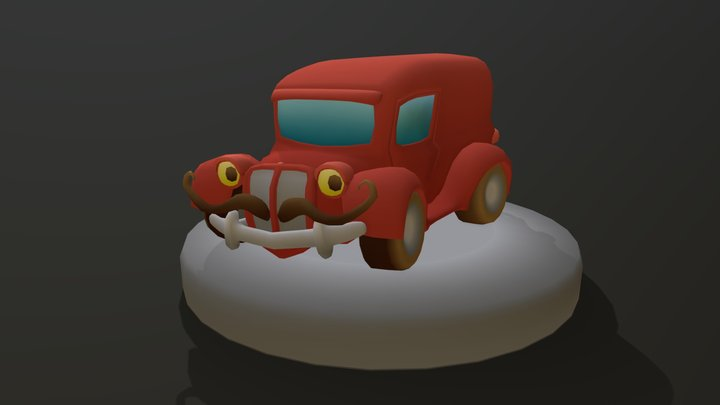 Toy Thiefs - player character 3D Model
