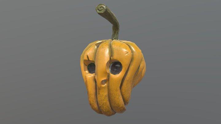 Potiron of the dead 3D Model