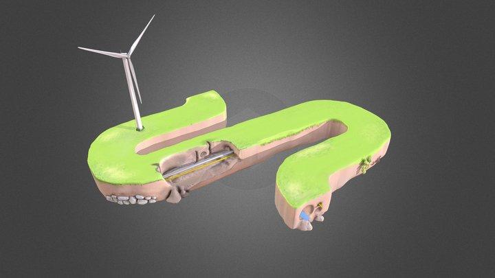 Siers Services Pilot 3D Model