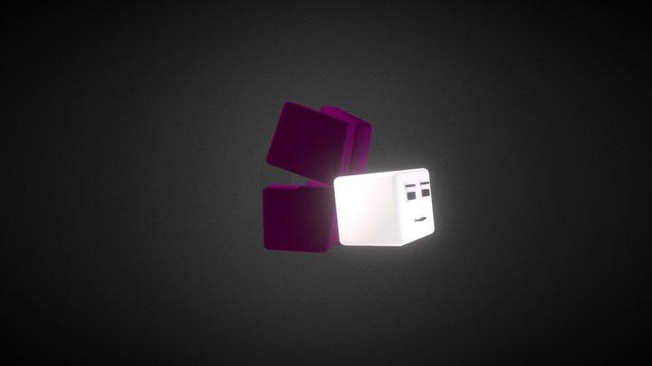 Cubi the cuboidal fairy sprite, she killed navi 3D Model