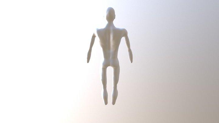 Body1 3D Model