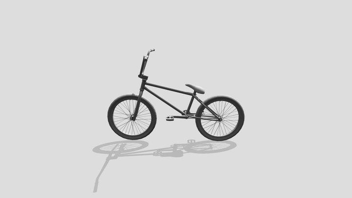 Bmx bike - for Real BMX Rider 3D Model