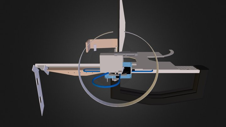 Windham Windup 3467: Wingman - 2014 Robot 1.1 3D Model