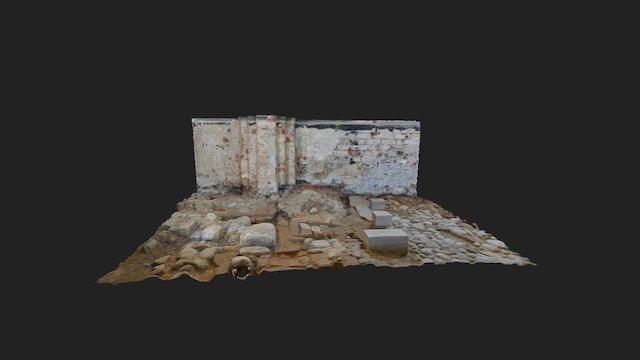 Starby church 2 3D Model