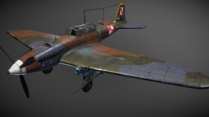 IL 3D Model