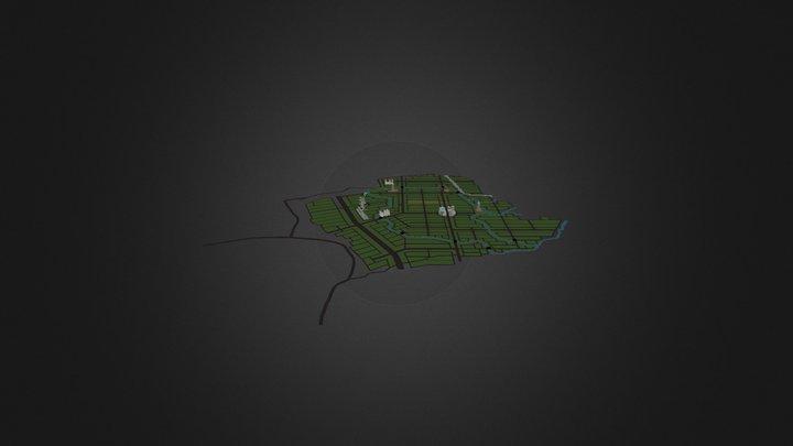 Dreamland 3D Model