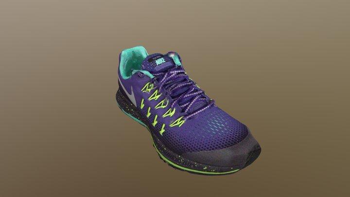 Nike Pegasus 33 3D Model