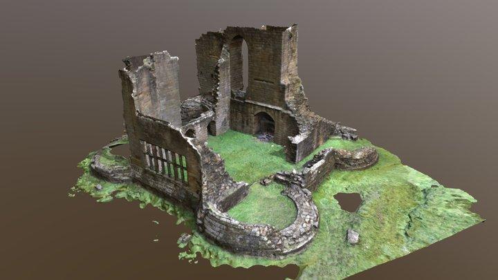 Mulgrave Castle 3D Model