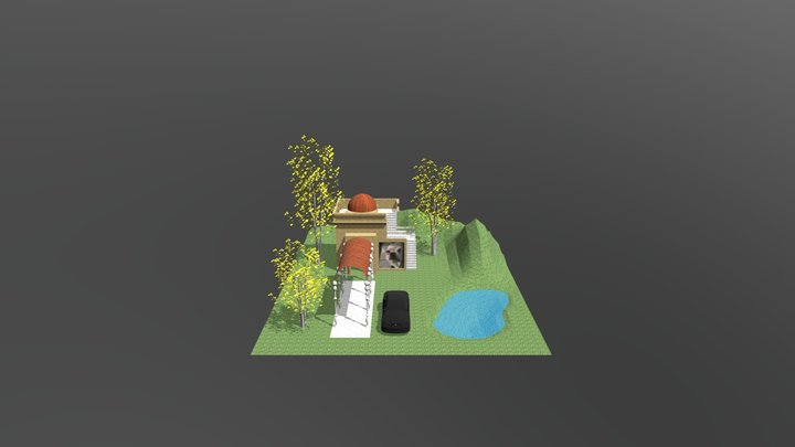 611710107 3D Model