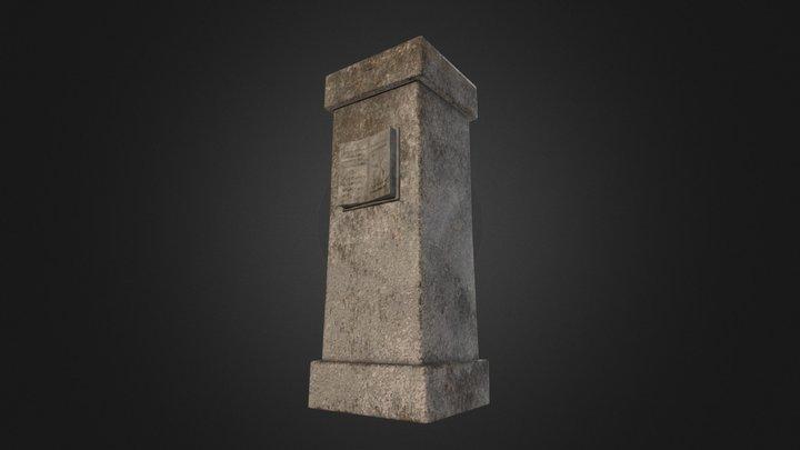 Monumento / Monument 3D Model
