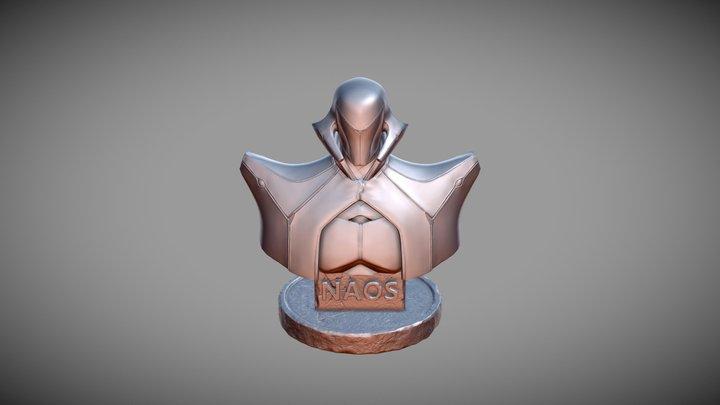 NAOS for [MyMicroMir] 3D Model