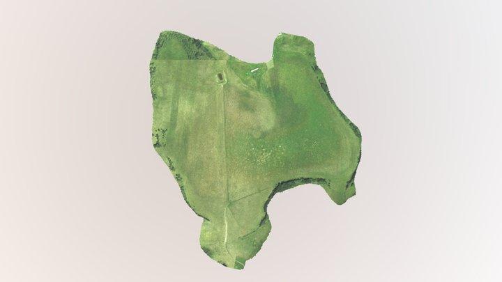 Lochend Lake 3D Model