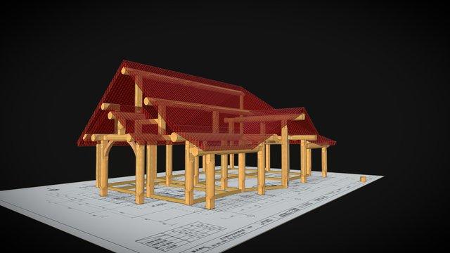 A residence 3D Model