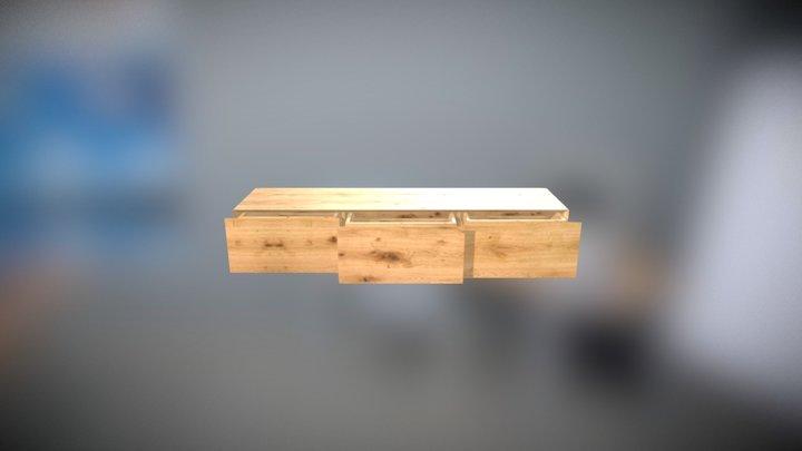 Basin V01 3D Model