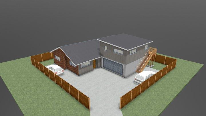 F.B.S Construction 3D Model
