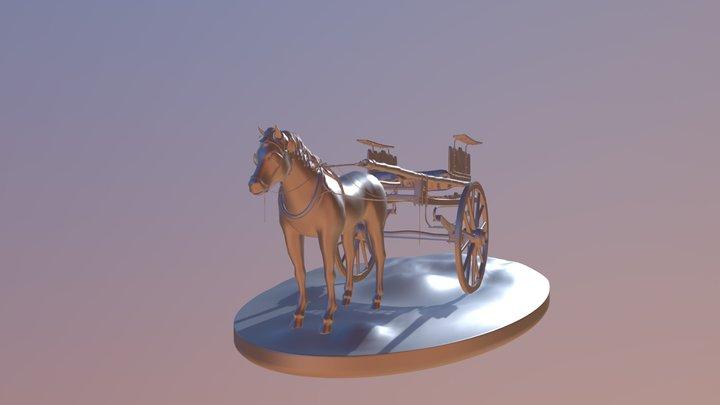 Ghorar Gari 3D Model