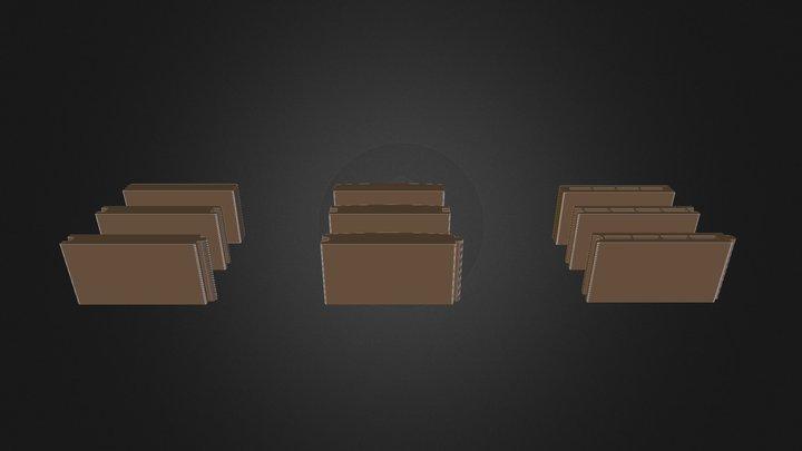 profiles AREA 3D Model