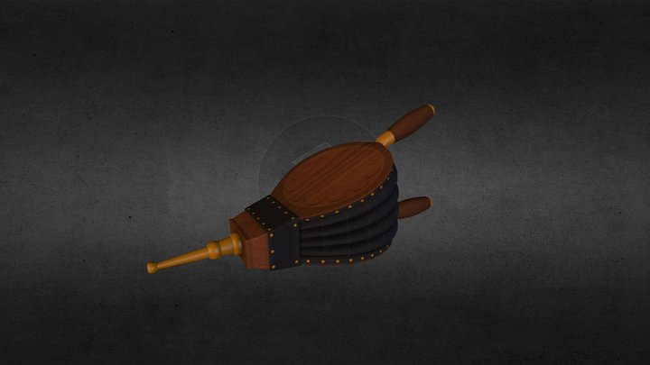 Bellows 3D Model