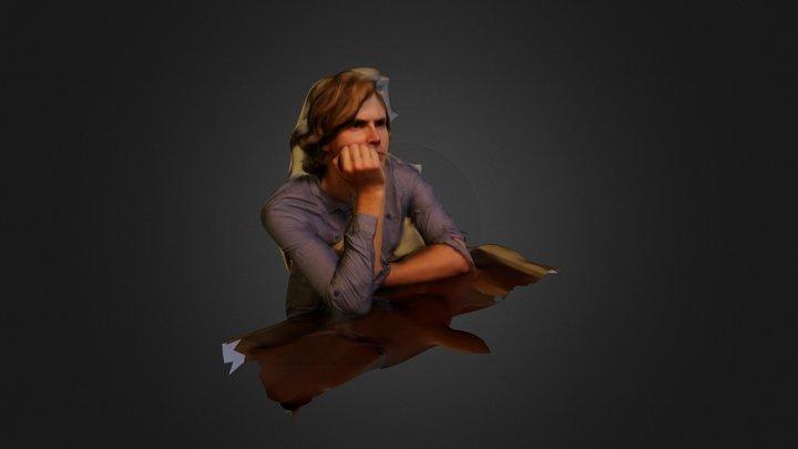 Tyler 3d  3D Model